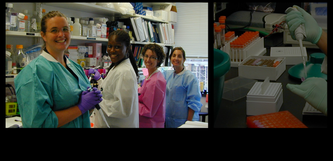 Molecular Pathology Unit, Bethesda, MD